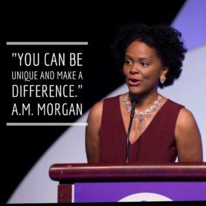 Keynote Speaker Alicia M Morgan