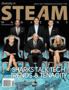 Diversity in STEAM Magazine with Alicia Morgan
