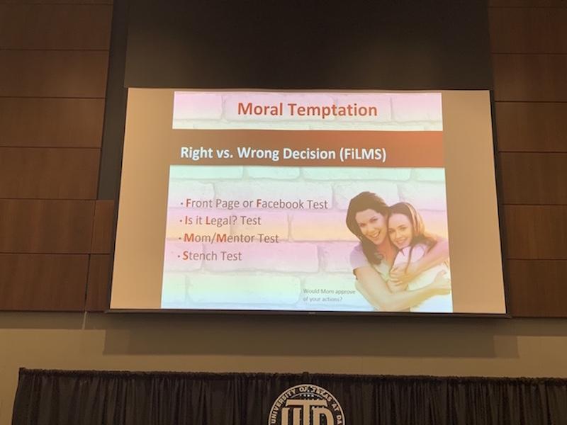 Moral Temptation